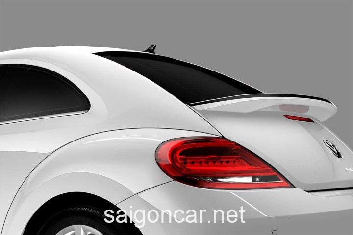 Volkswagen BEETLE Duoi Ca