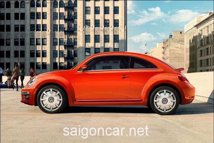 Volkswagen BEETLE Hong Xe