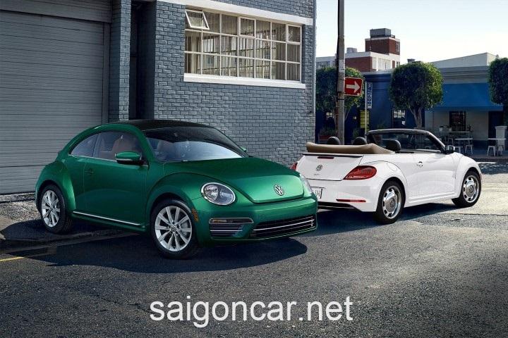 Volkswagen BEETLE Mui Tran