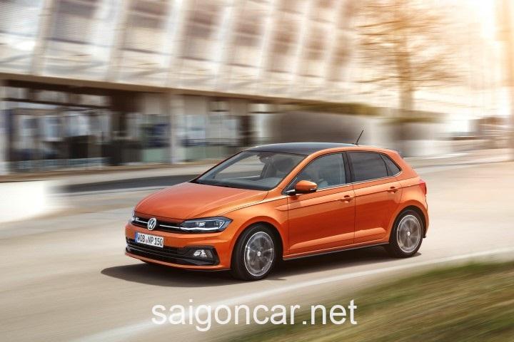 Volkswagen POLO Dau Cam
