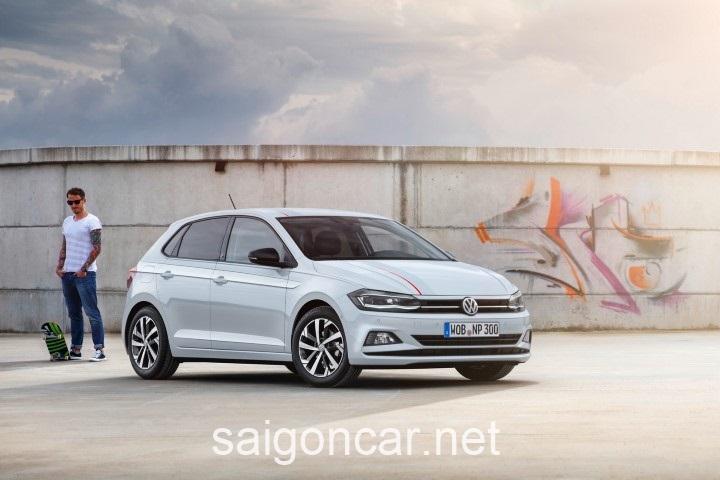 Volkswagen POLO Dau Xe