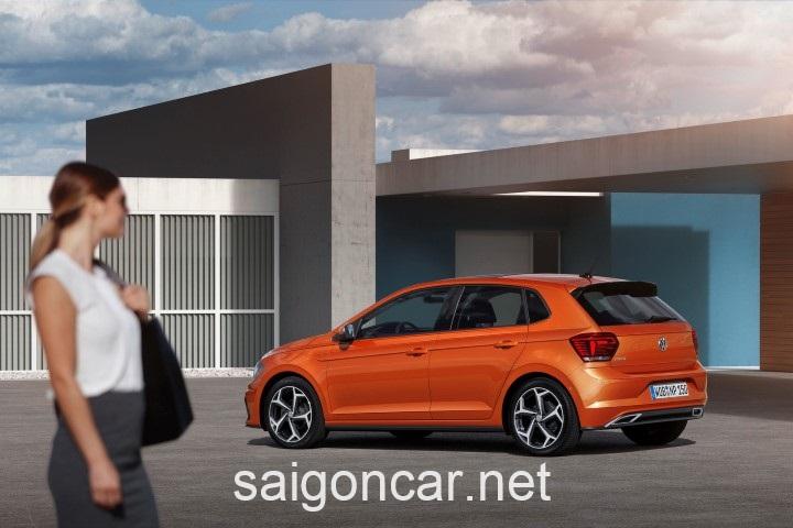 Volkswagen POLO Hong Cam