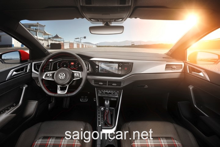 Volkswagen POLO Noi That