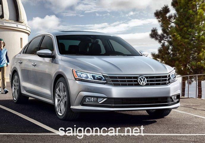 Volkswagen Passat Tong Quan