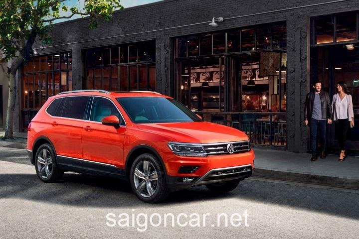 Volkswagen Tiguan Tong Quan