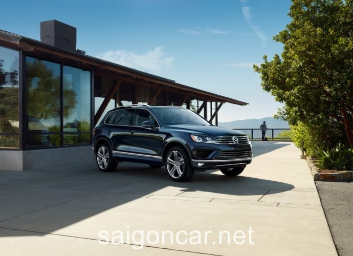 Volkswagen Touareg Can Truoc