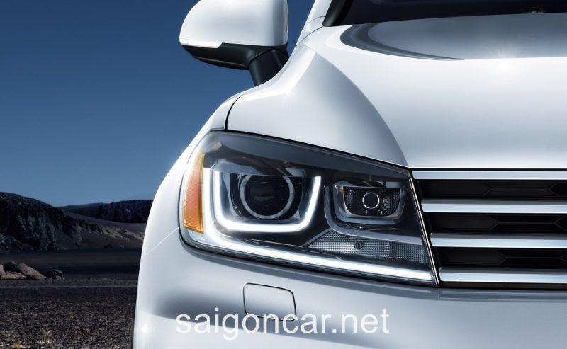 Volkswagen Touareg Den Led