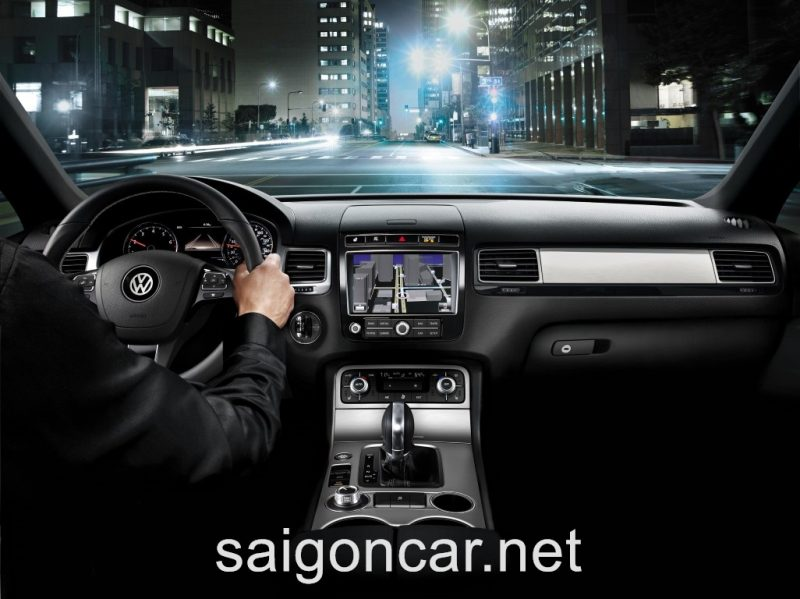 Volkswagen Touareg Vo Lang