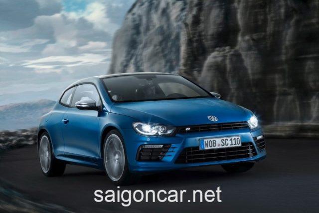 Volkswagen scirocco An Toan