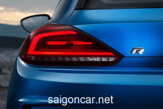 Volkswagen scirocco Den Led