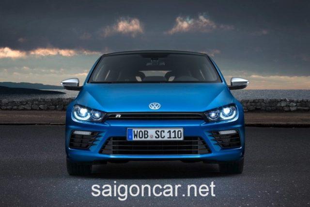 Volkswagen scirocco Luoi Tan Nhiet