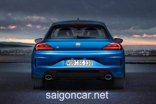 Volkswagen scirocco Po Xe