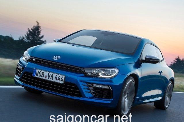 Volkswagen scirocco Tang Toc
