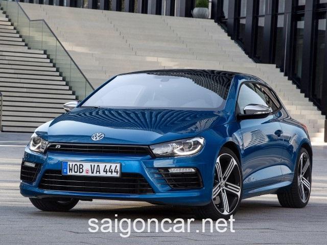 Volkswagen scirocco Tong Quan