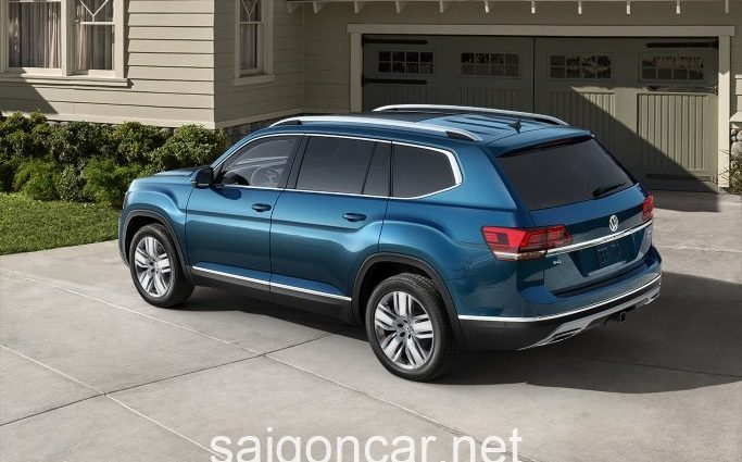 Volkswagen sharan Tong Quan
