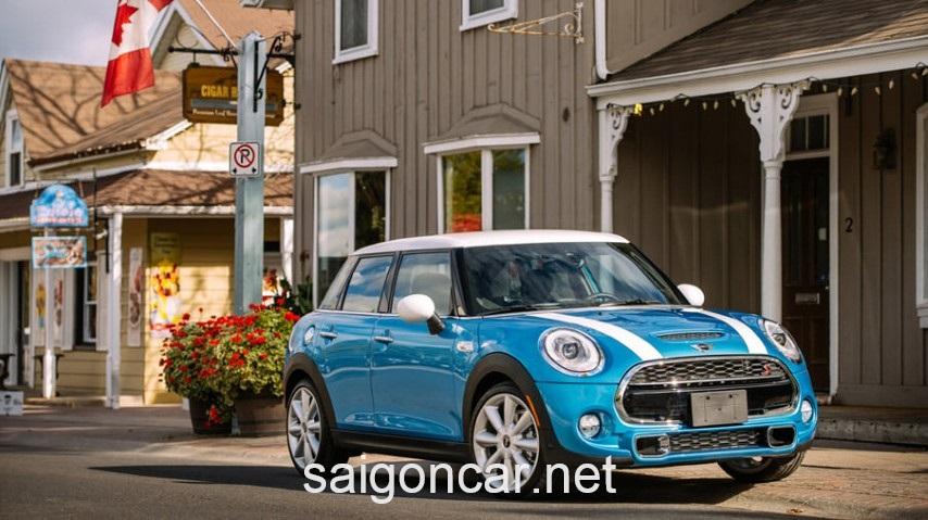 Mini Cooper 5 cửa La Zang