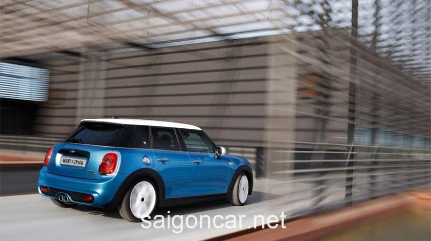 Mini Cooper 5 cửa Manh Me