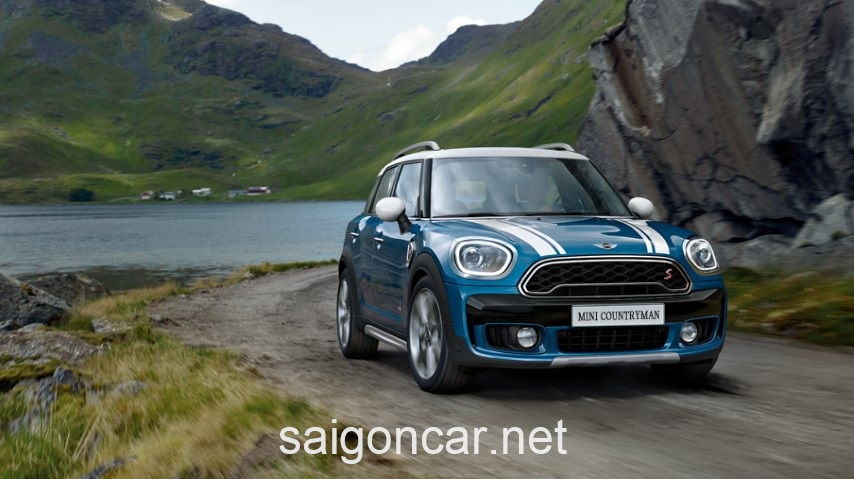 Mini Cooper Countryman An Toan