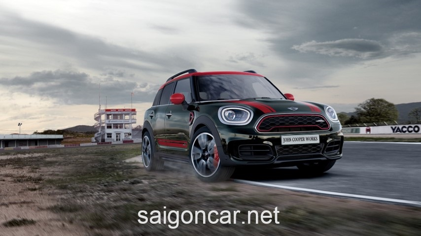 Mini Cooper Countryman Can Bang