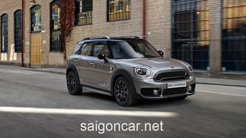 Mini Cooper Countryman Hong Tai