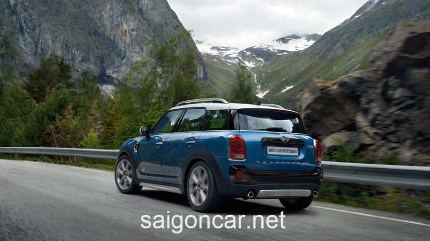 Mini Cooper Countryman Tang Toc