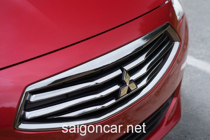 Mitsubishi Attrage La Gang