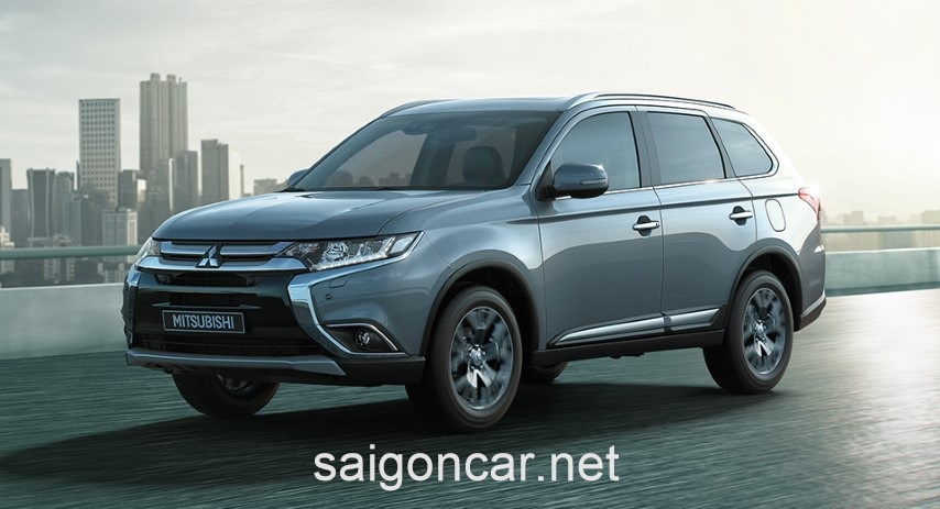 Mitsubishi Outlander Hong Xe