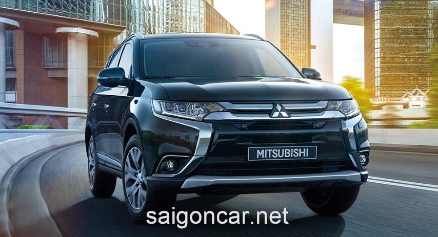 Mitsubishi Outlander Tong Quan