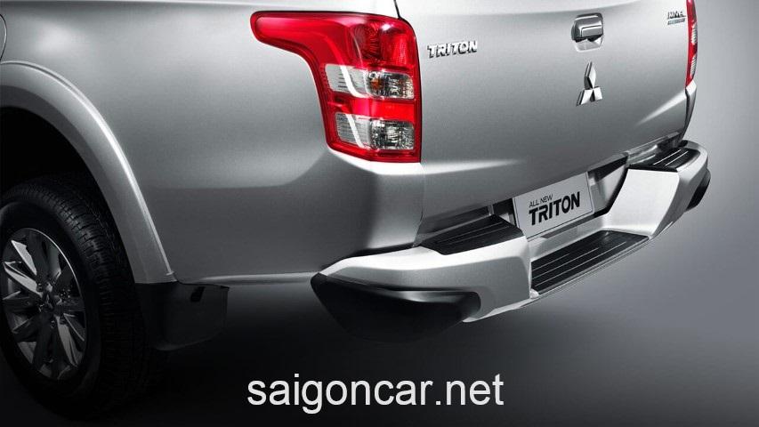 Mitsubishi Triton Can Sau
