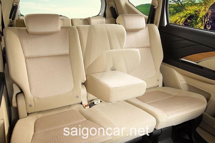 Mitsubishi Xpander Noi That
