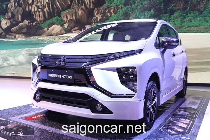 Mitsubishi Xpander Tong Quan
