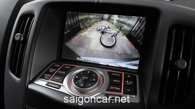 Nissan 370z Nismo Camera Lui