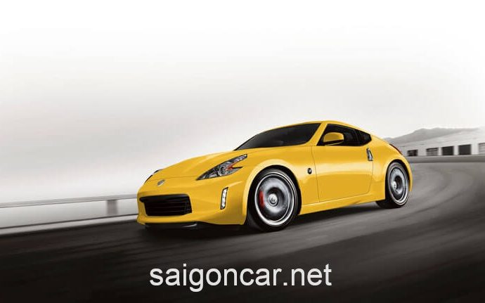 Nissan 370z Nismo Dong Co