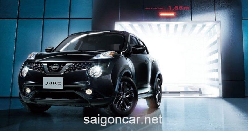 Nissan Juke Dau Xe