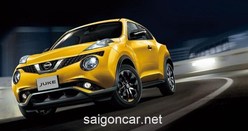 Nissan Juke Dong Co