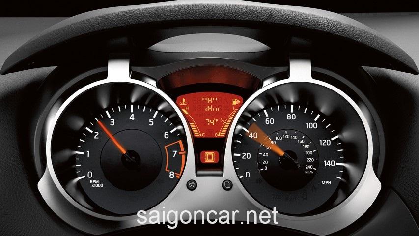 Nissan Juke Dong Ho