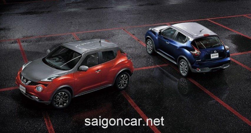 Nissan Juke Noc Xe