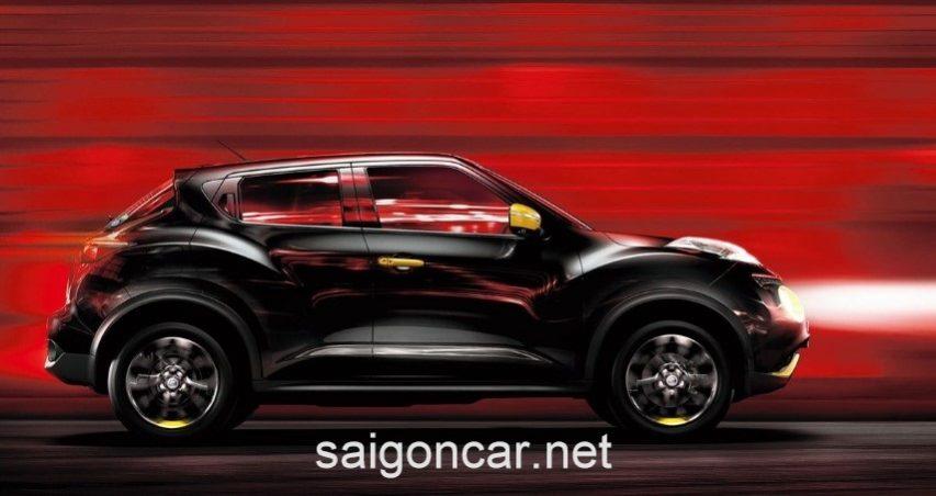 Nissan Juke Tang Toc