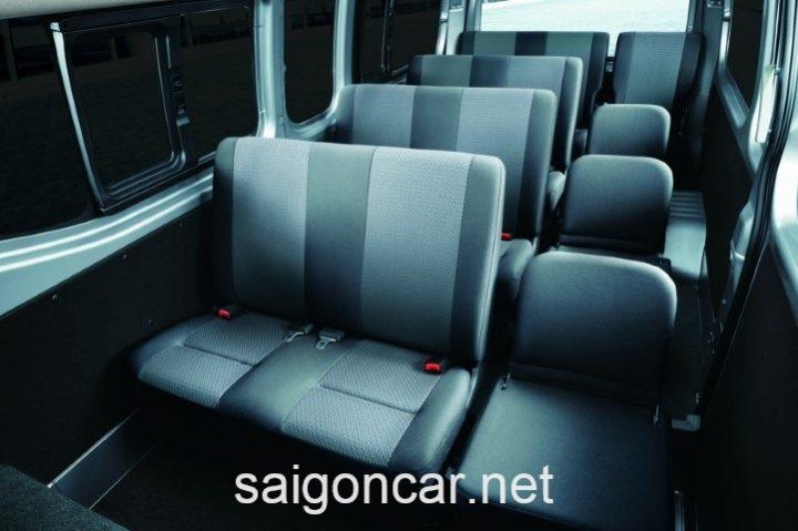 Nissan Urvan Hang Ghe