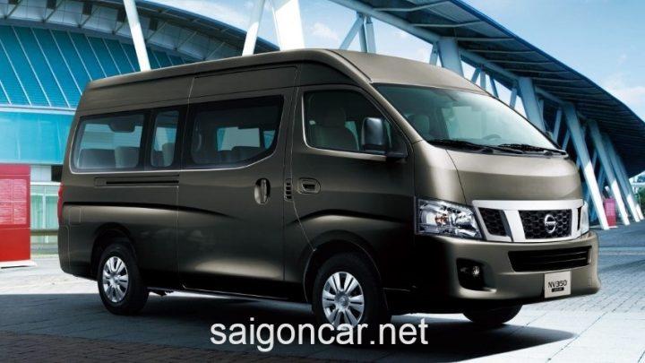 Nissan Urvan Hong Xe