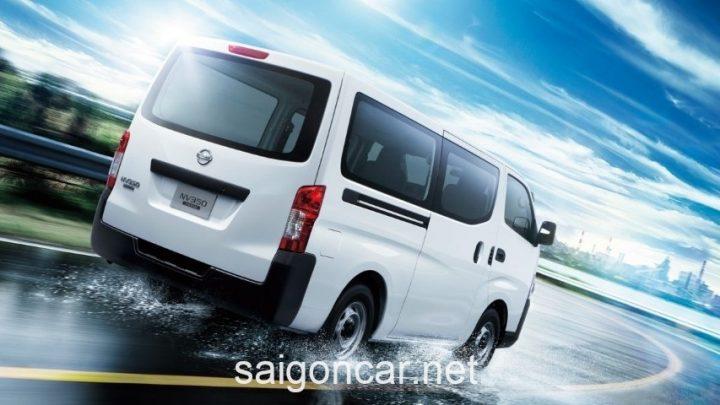 Nissan Urvan Tang Toc