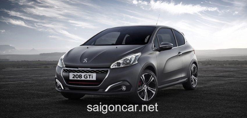Peugeot 208 Dau Xe