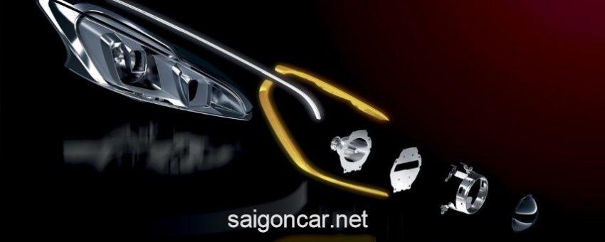 Peugeot 208 Den Led Ngay