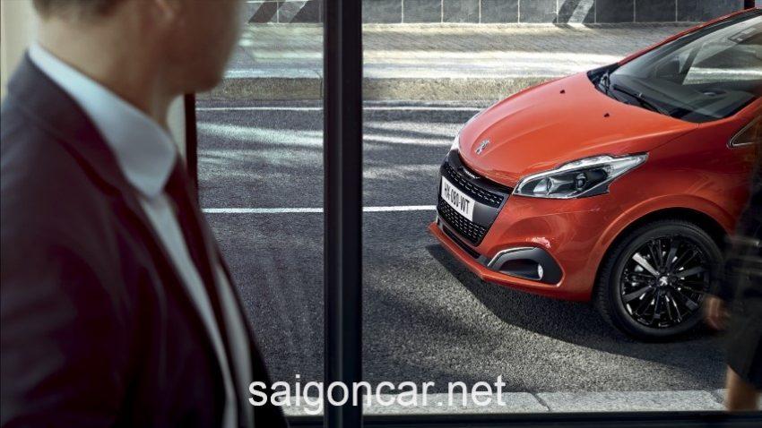 Peugeot 208 La Zang