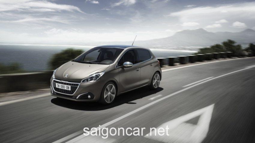 Peugeot 208 Tang Toc