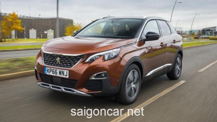 Peugeot 3008 Dau Xe