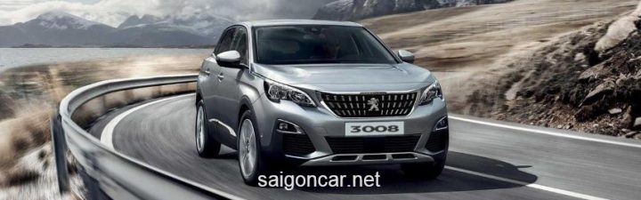 Peugeot 3008 Dong Co