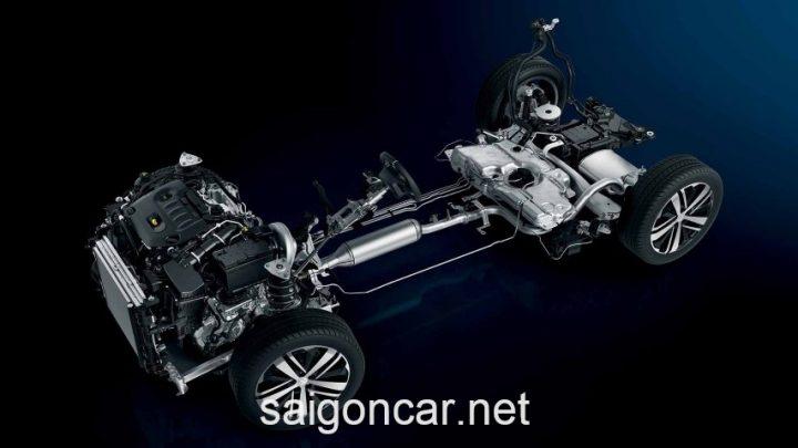 Peugeot 3008 Khung Suon