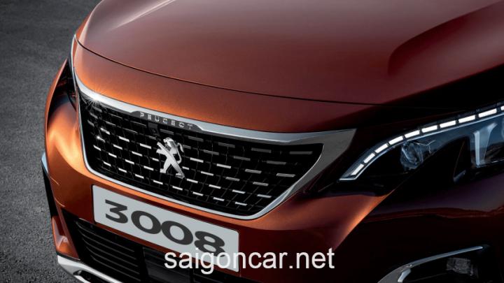 Peugeot 3008 Luoi Tan Nhiet