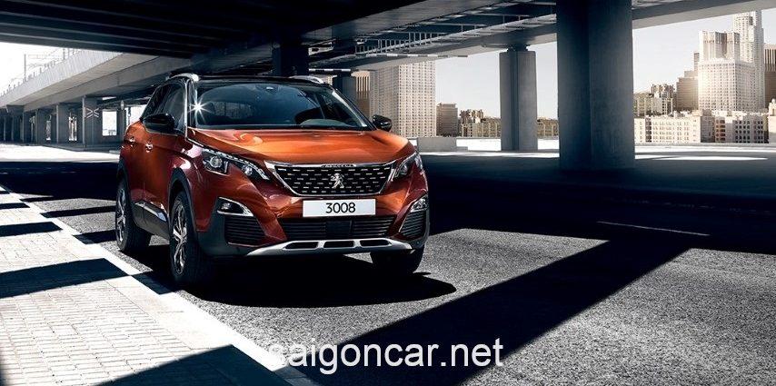 Peugeot 3008 Tong Quan